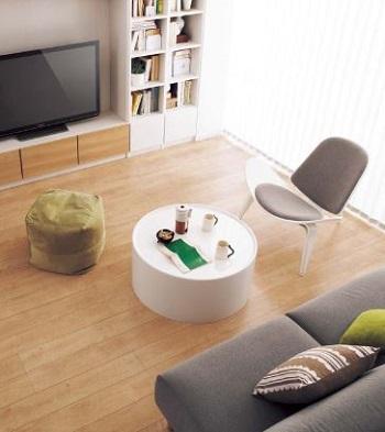 床暖房システム